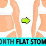 How To Get A Skinny Stomach ! Ways To Get Flat Stomach