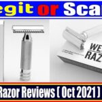 Western Razor Reviews {Oct 2021} Is It A Scam Or Legit?