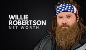 Willie Robertson Net Worth